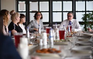 Завтрак с президентом УБРиР