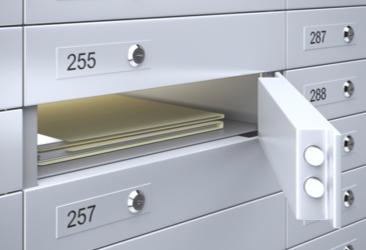 Индивидуальные банковские сейфы