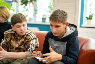 УБРиР провел третий вебинар по финграмотности для детей из соцучреждений