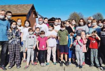 УБРиР помог соцучреждениям Свердловской области