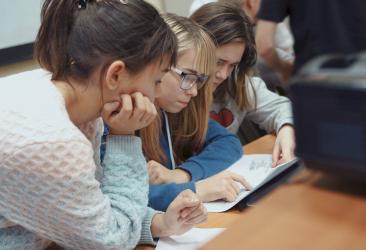 Воспитанники екатеринбургского детского центра определились с профессиями мечты