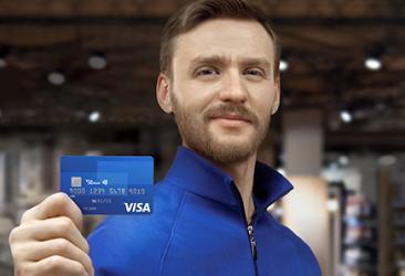 Плати VISA до победного