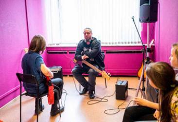 УБРиР создает в Екатеринбурге рок-группу из детей-сирот